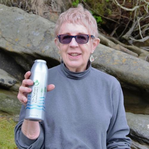 Ellenda Wulfestieg at Chuckanut Island