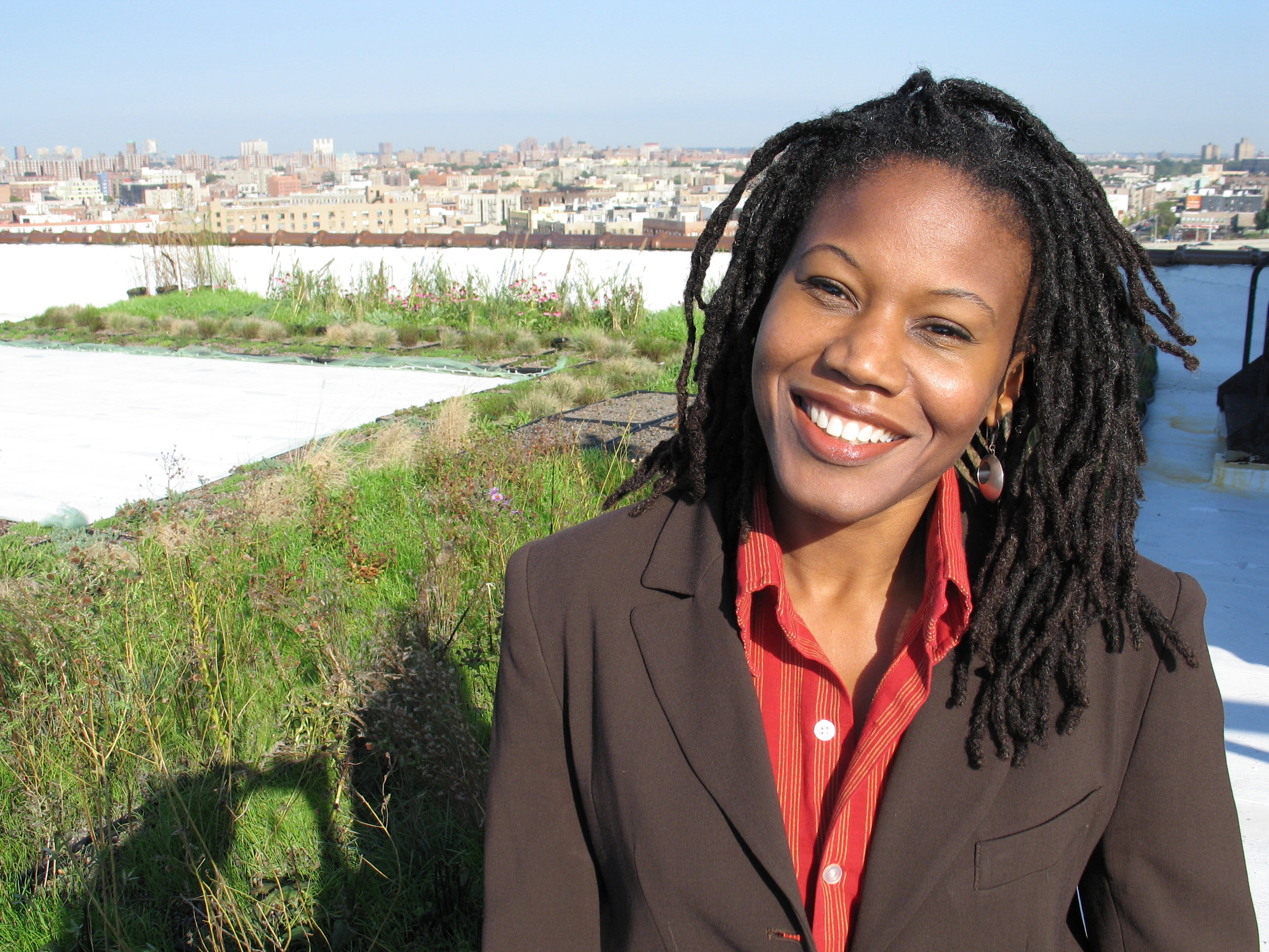 Majora Carter. Photo © Majora Carter,  from Flickr