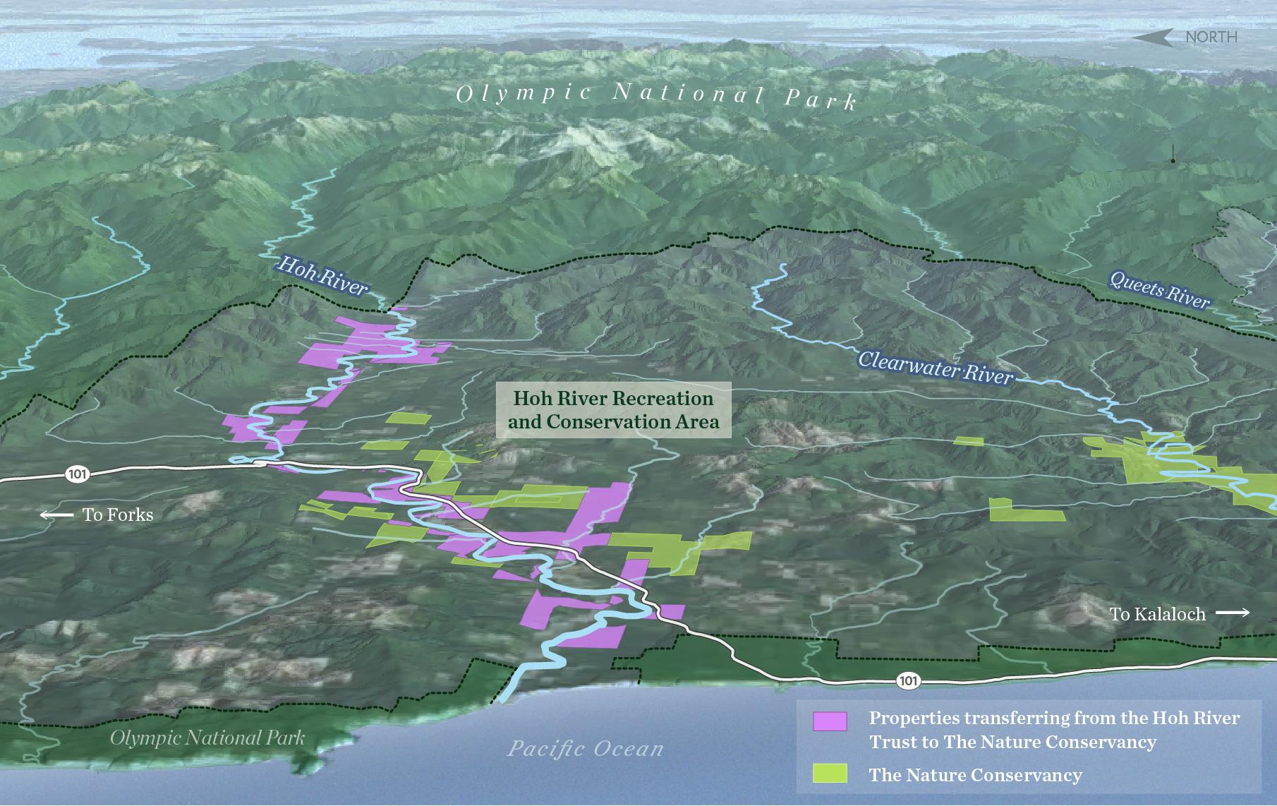 Connecting a River Corridor
