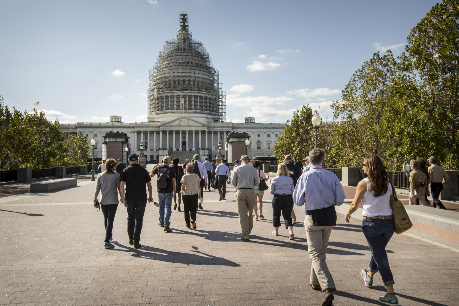 Nature Conservancy Board Members, Trustees, and staff gather for the 2015 Volunteer Leadership Summit in Washington, DC. Photo © Mike Olliver