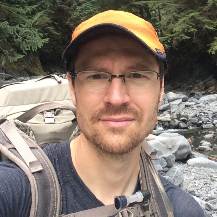 "Jamie Robertson, Conservation Geographer    Jamie works in spatial analysis and mapping at all scales, from global freshwater and marine habitat assessments to site-level optimization for wetlands.   ""Ready to explore, discover, learn and share!"""