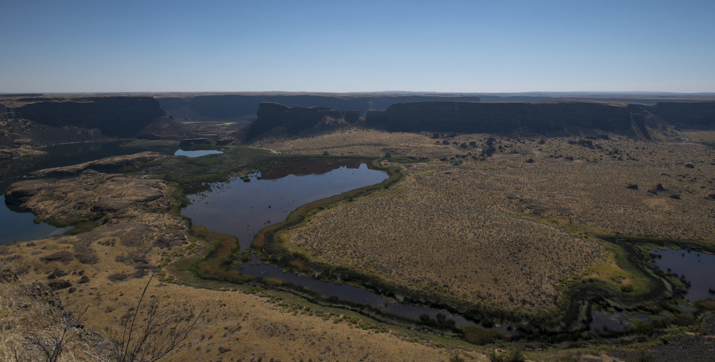 A view of Moses Coulee area. Photo © Hannah Letinich / TNC