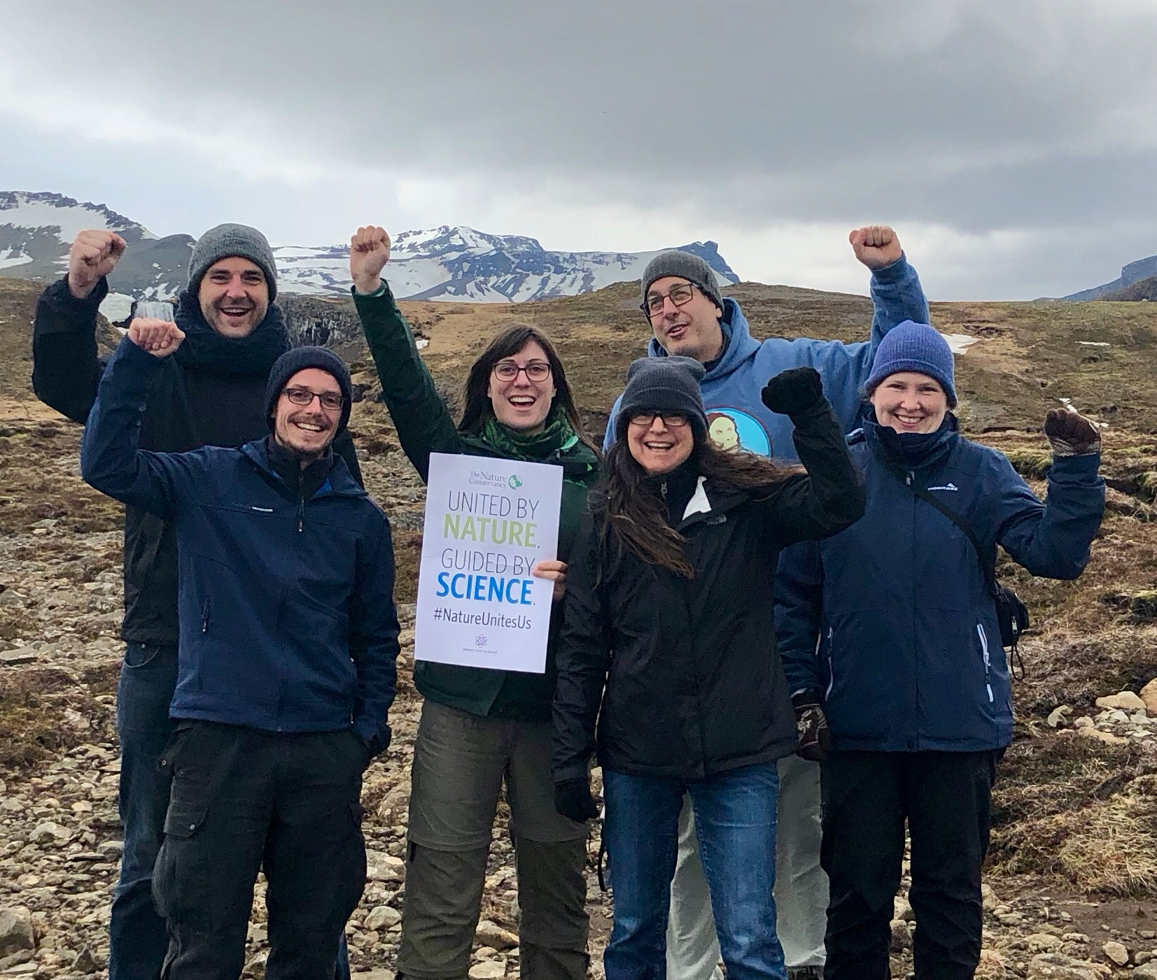 Our celebration of science spanned from WA to Iceland!