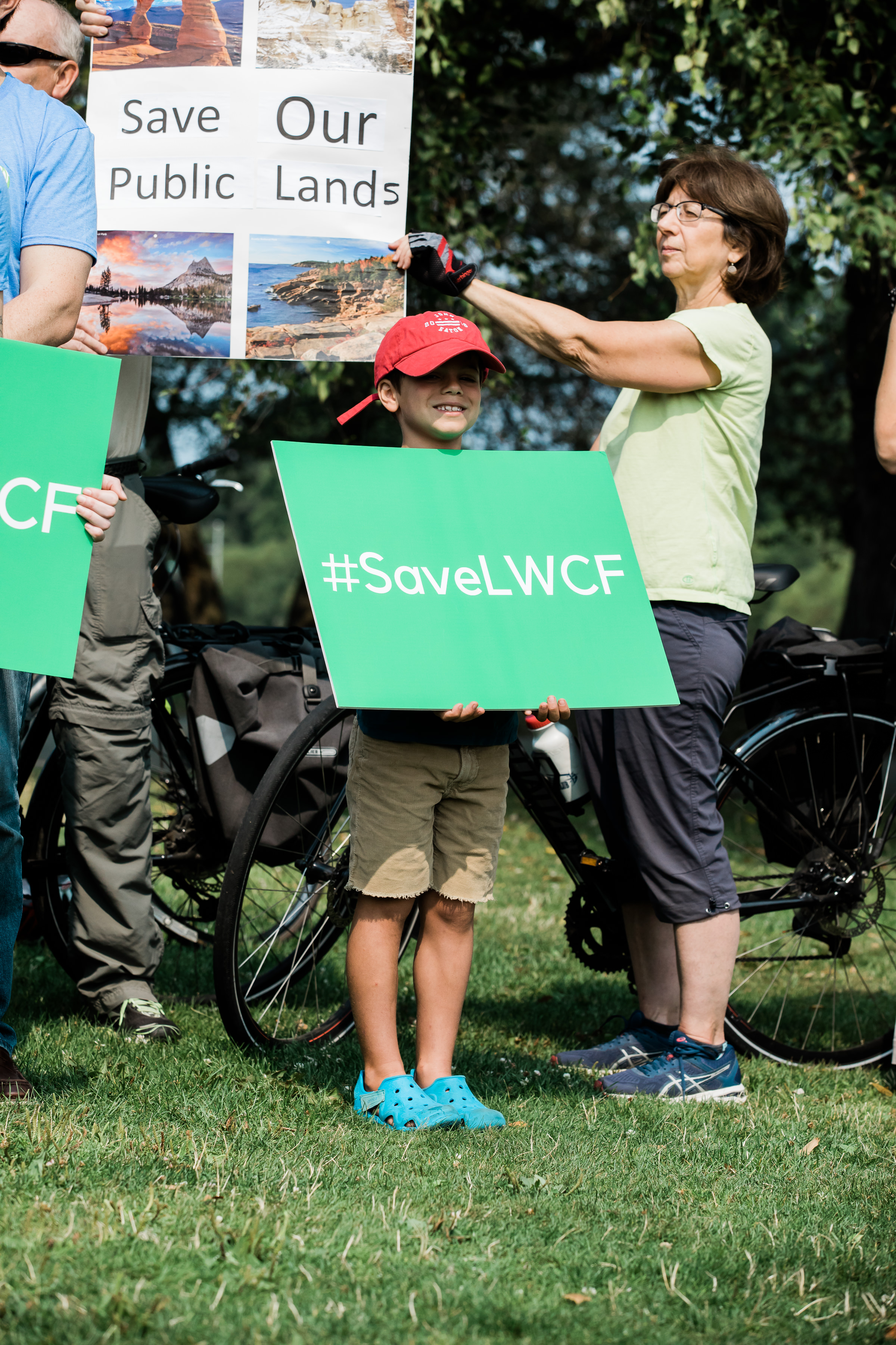 """The Land & Water Conservation Fund preserves what's best about our outdoors for future generations to enjoy. As Cascade Designs CFO Steve McClure said, """"Let's pay it forward."""" Photo by Stevie Rotella"""