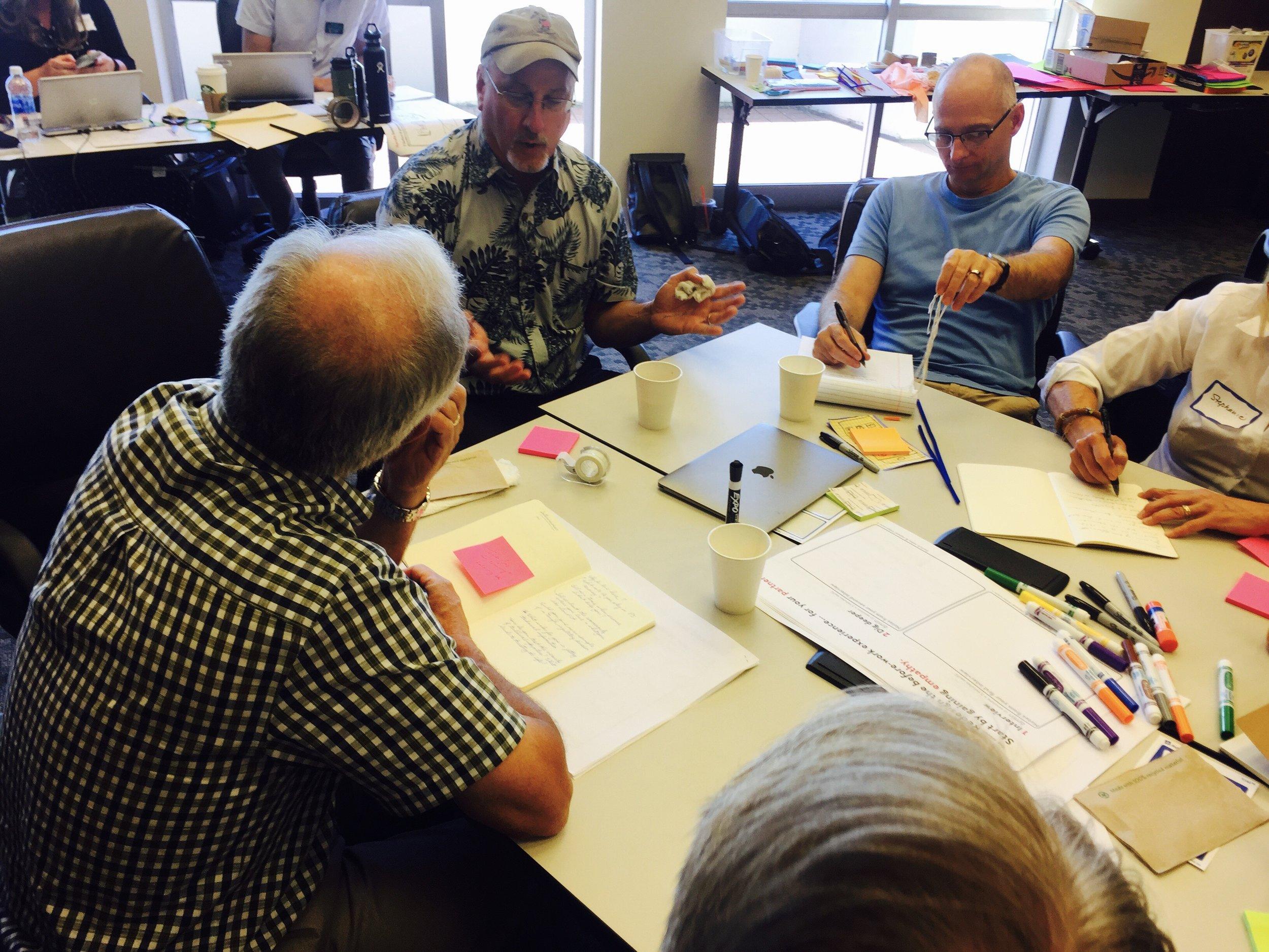 Workshop for Puget Sound science.