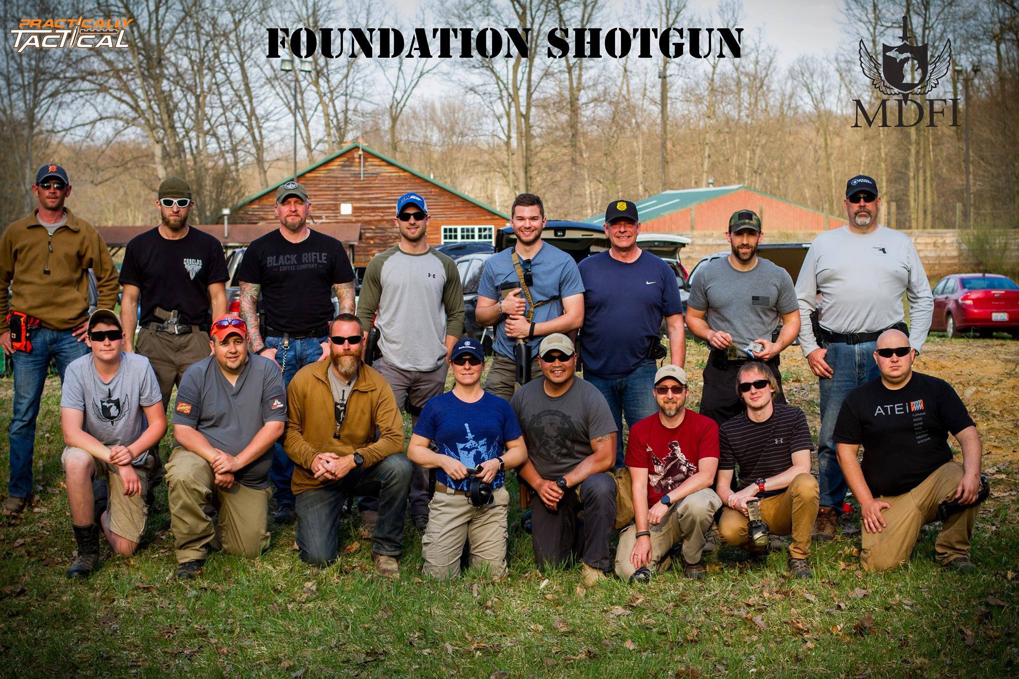 MDFI Foundation Shotgun