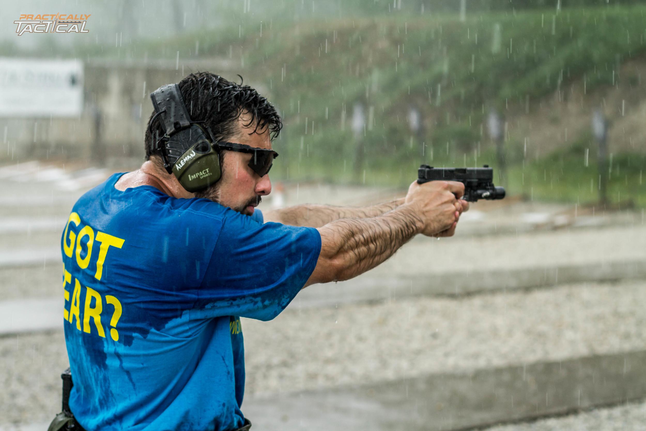 Listen Class Handgun APD