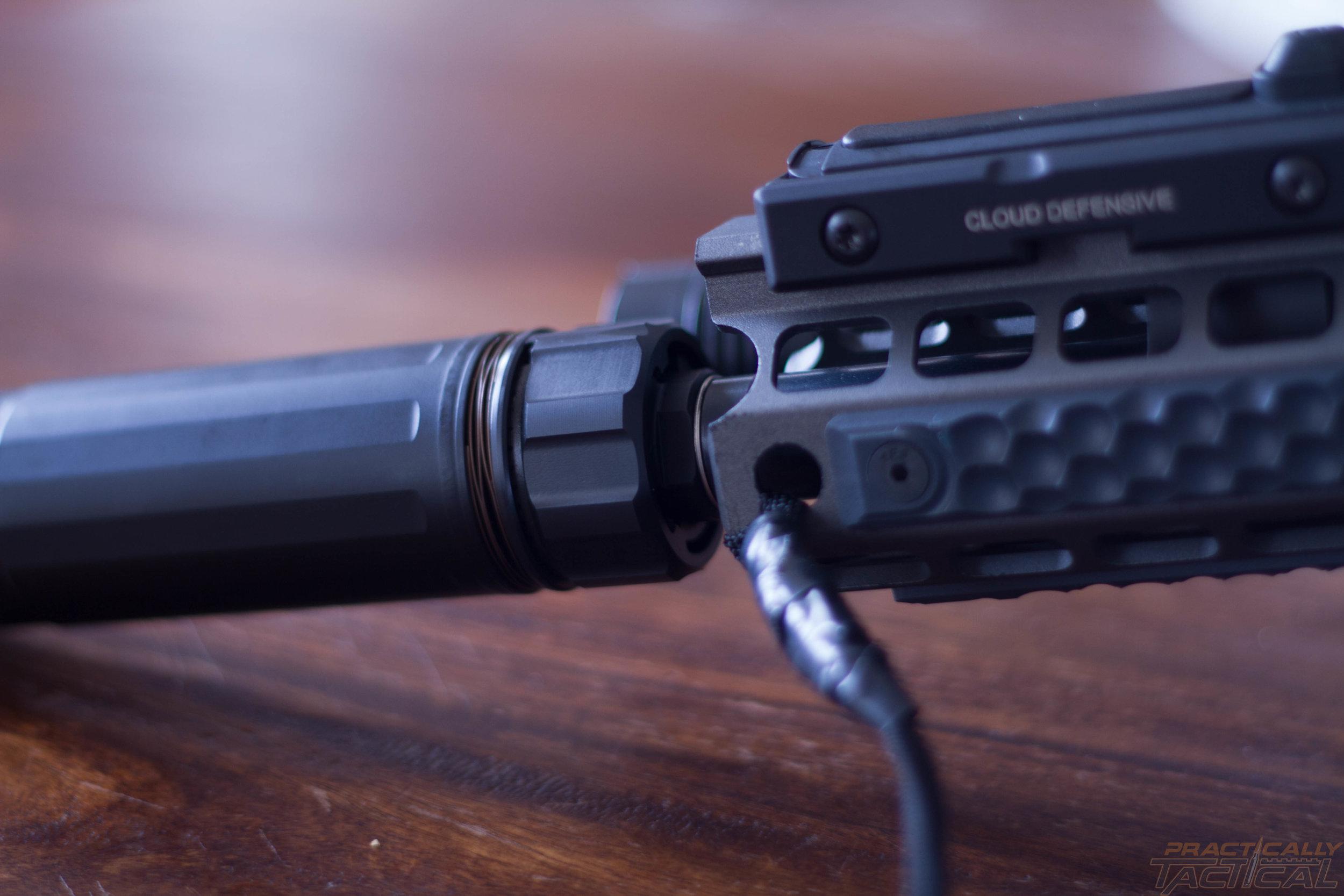 On Target: Sandman-K Silencer by Dead Air Armament Review
