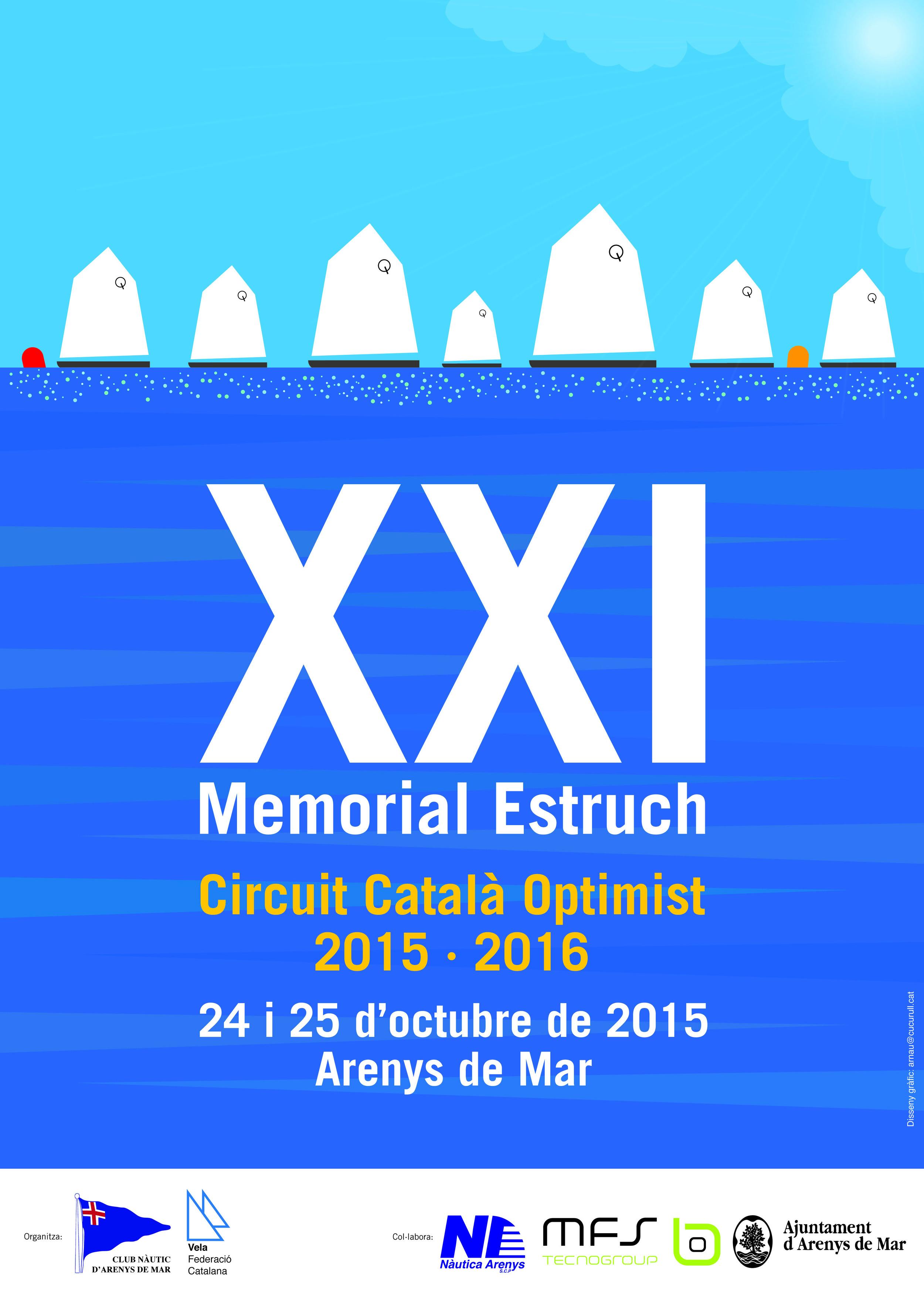 XXI Memorial Estruch
