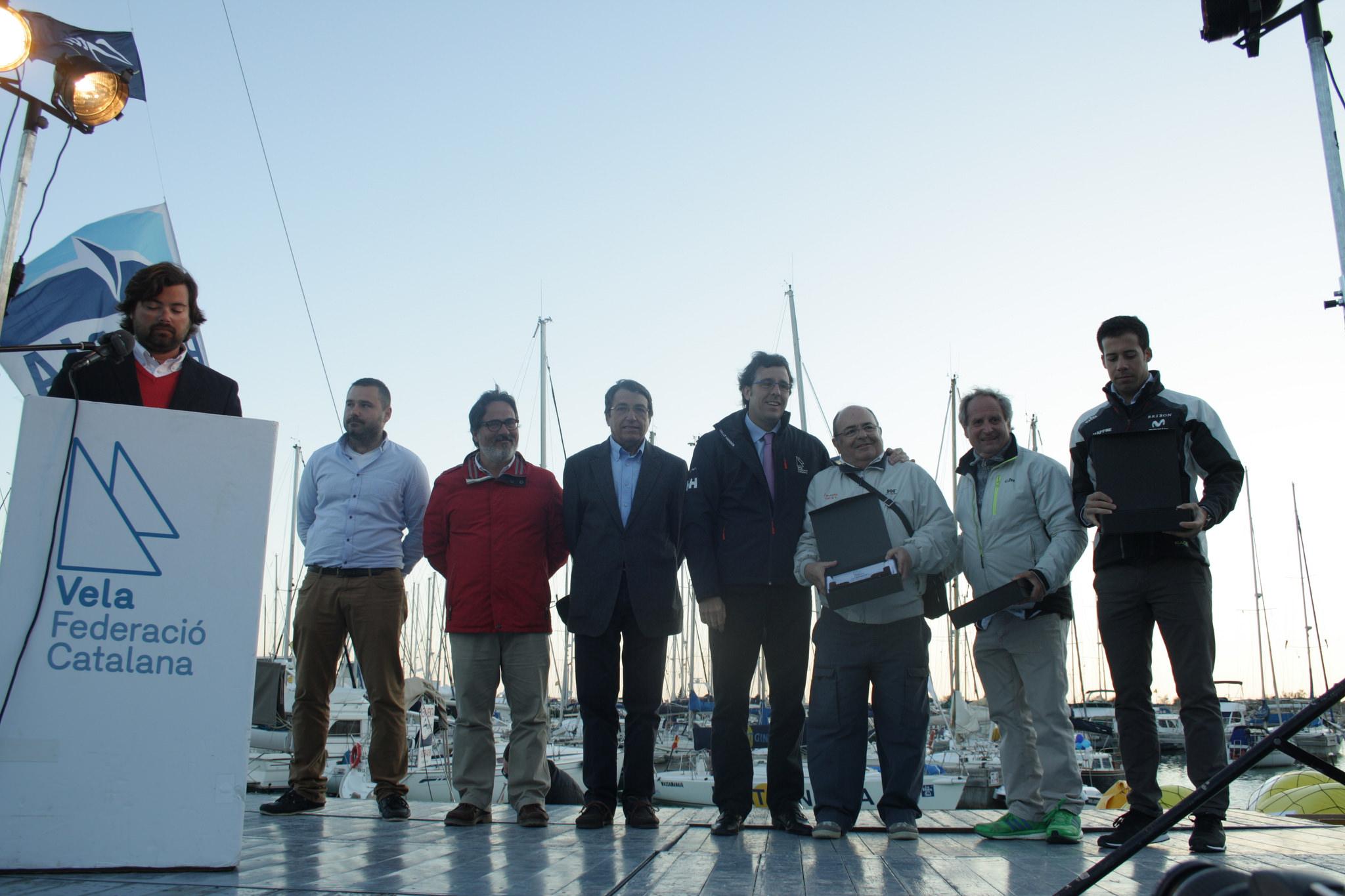 La Nit del Creuer 2016 es va celebrar a la Sailing Meeting de Port Ginesta. -Foto: © Federació Catalana de Vela.