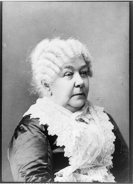 "Elizabeth Cady Stanton, ""Solitude of the Self"""