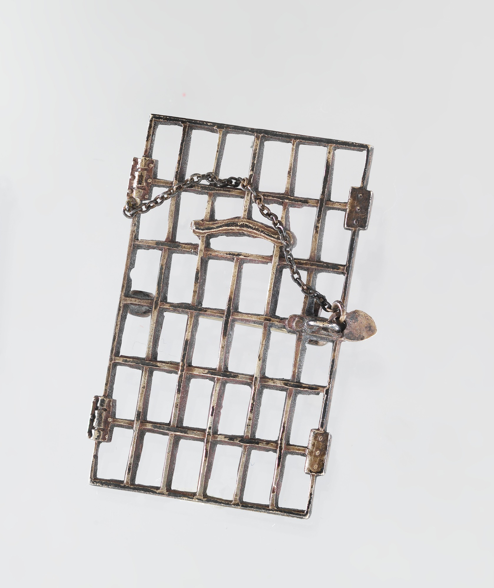 Jailed for Freedom Pin