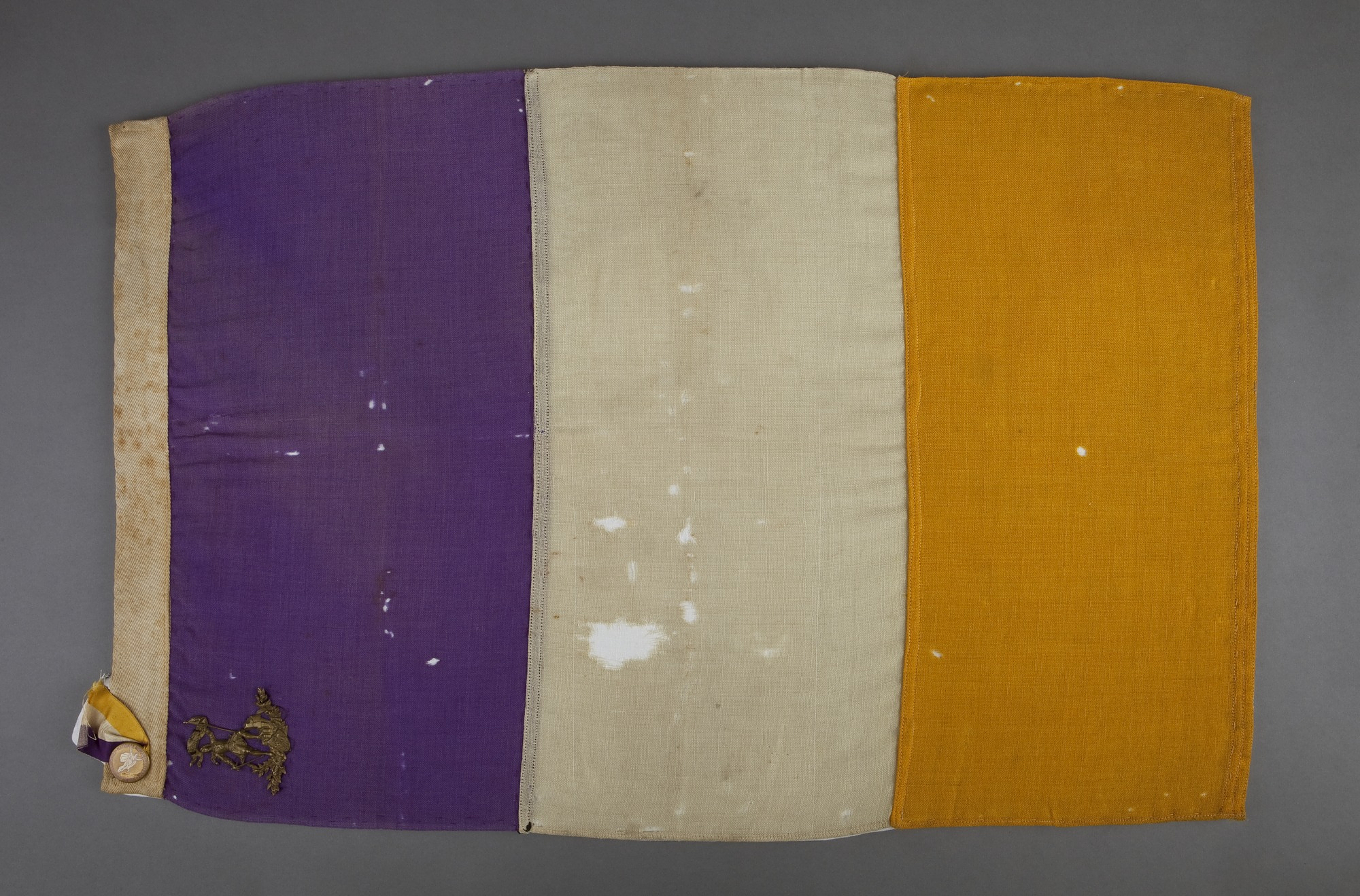 National Woman's Suffrage Congressional Union Flag
