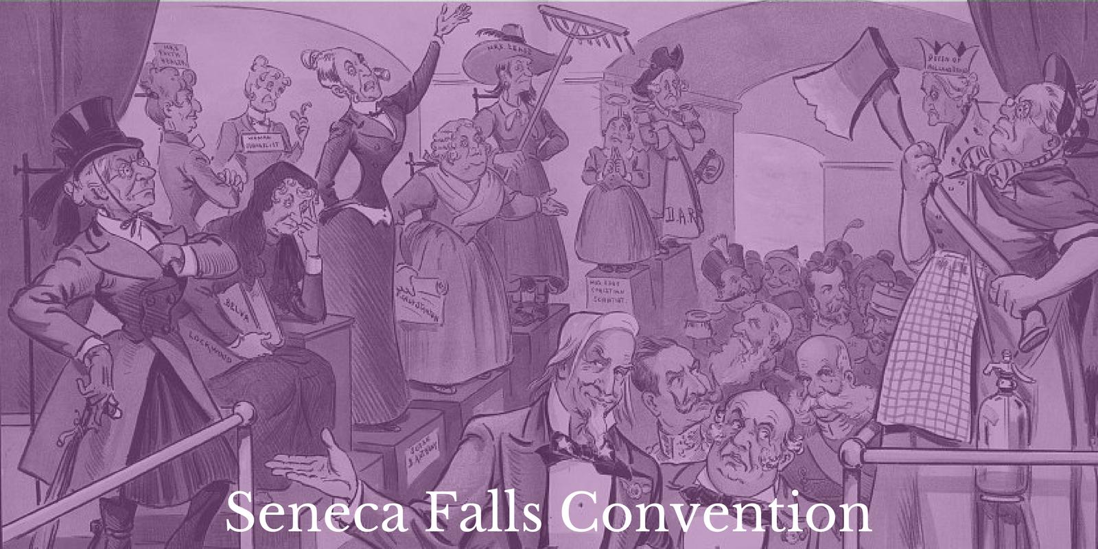 Lesson Plan-Seneca Falls Convention