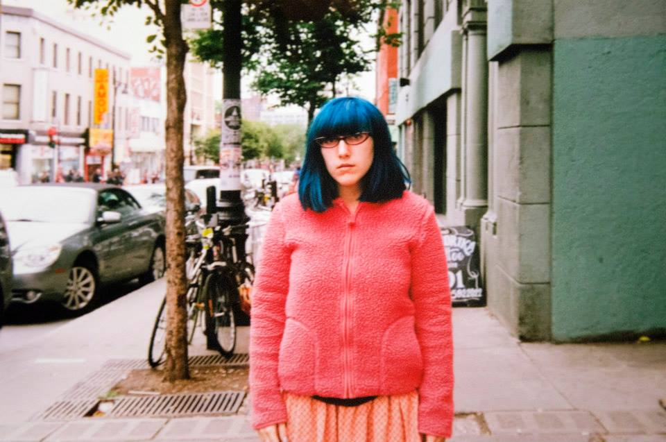 Jenkins, Cheyenne. Unknown. 2014. 35mm Film Photography. Montreal, Quebec