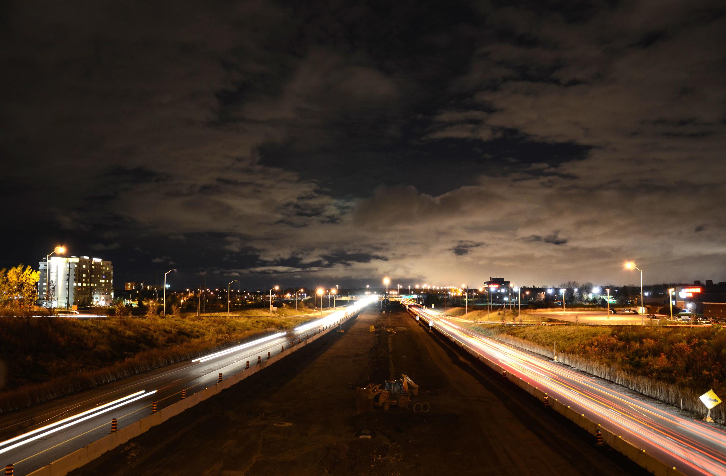 Jenkins, Cheyenne. Busy Streets . 2012. Digital Photography. Ottawa, Ontario
