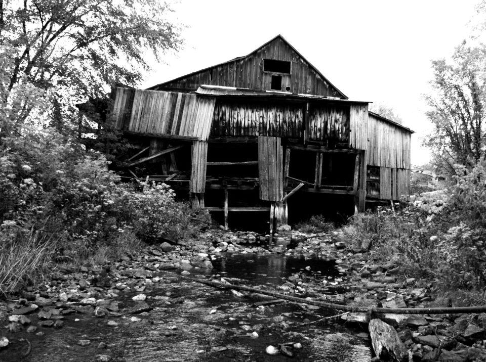 Jenkins, Cheyenne. Abandoned Town . 2012. Digital Photography. Balaclava, Renfrew County