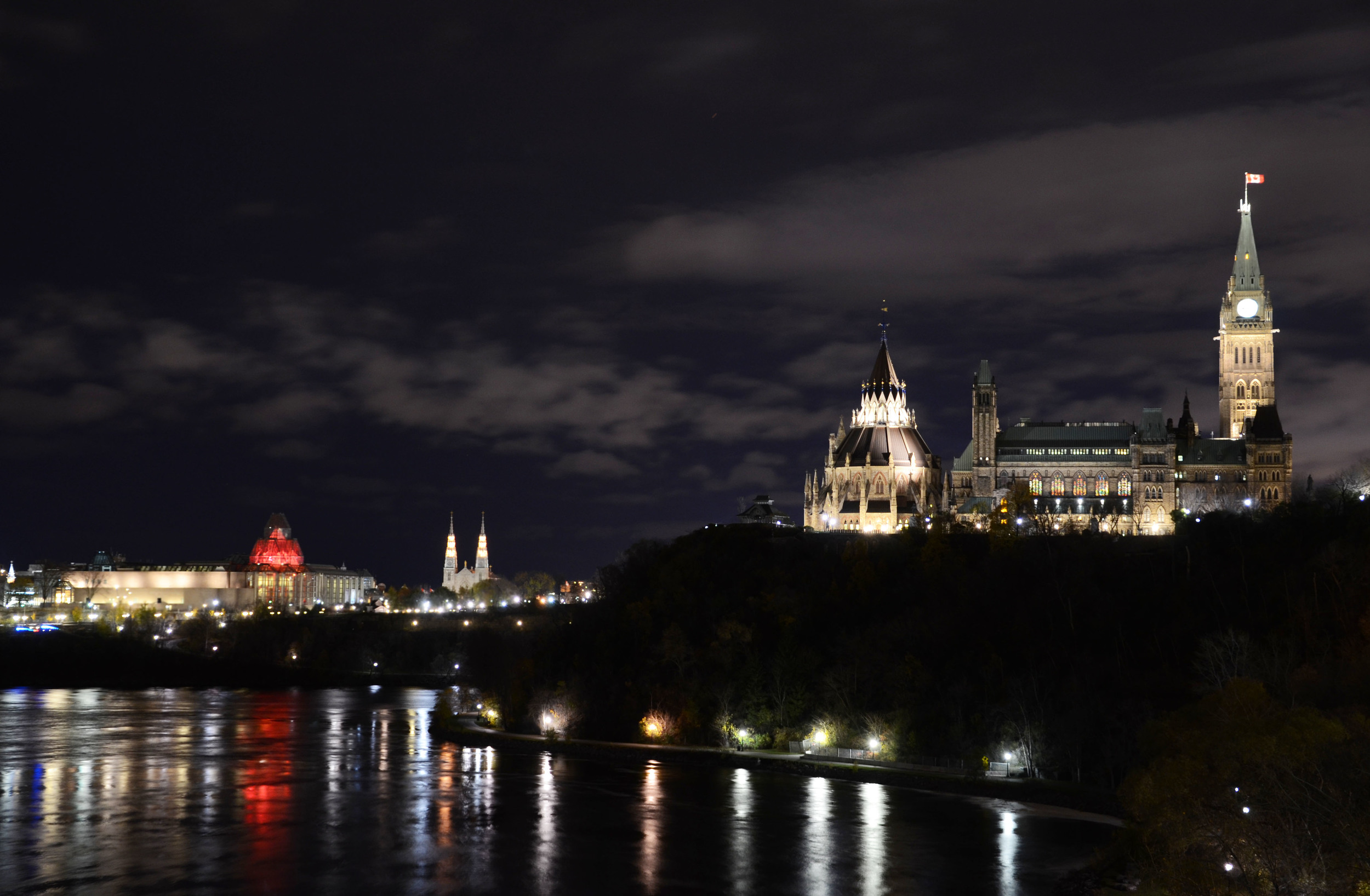 Jenkins, Cheyenne. Parliament Hill . 2012. Digital Photography. Ottawa, Ontario