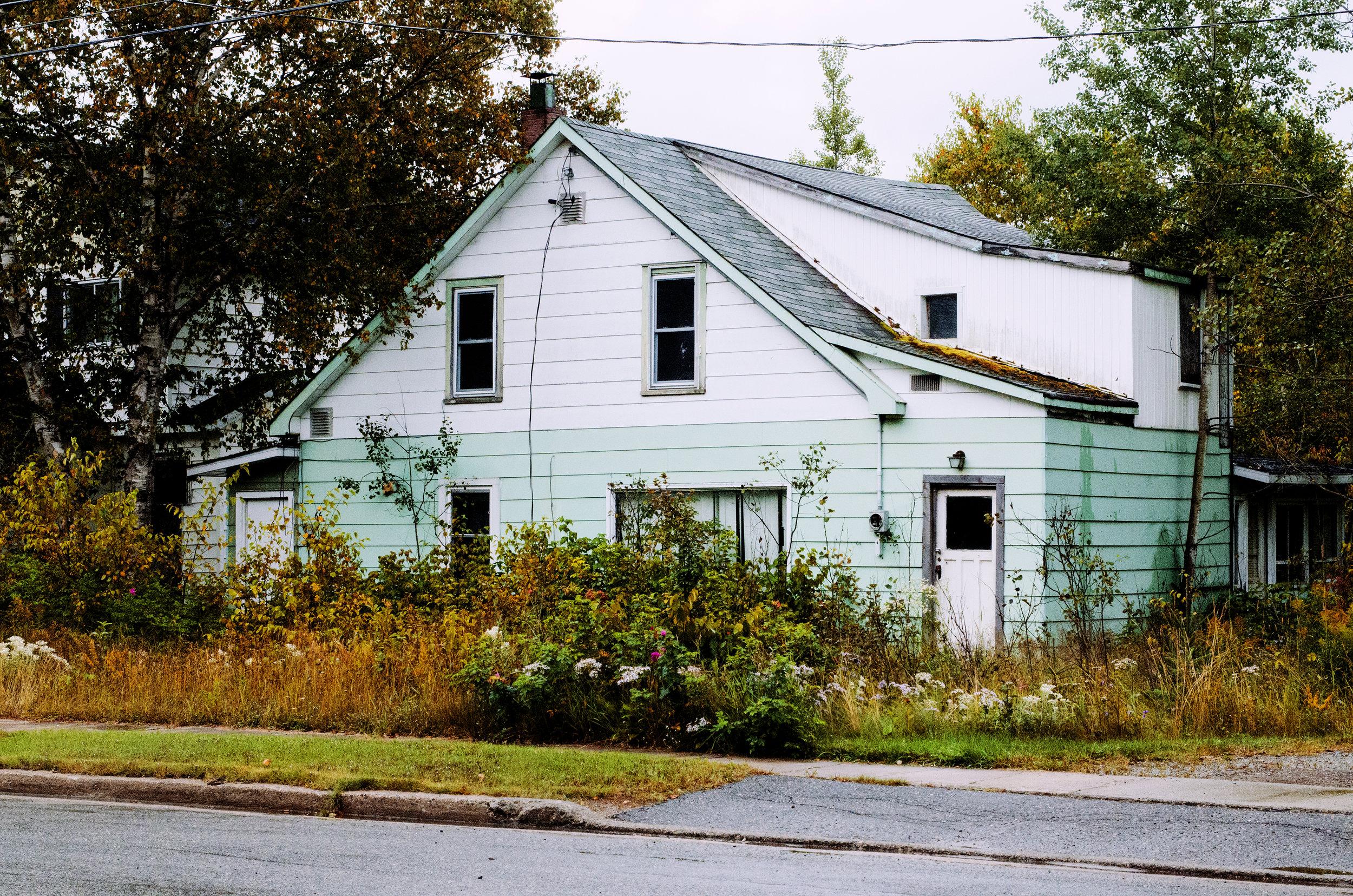 Jenkins, Cheyenne. Mint House. 2017. Digital Photography. Wawa, Ontario