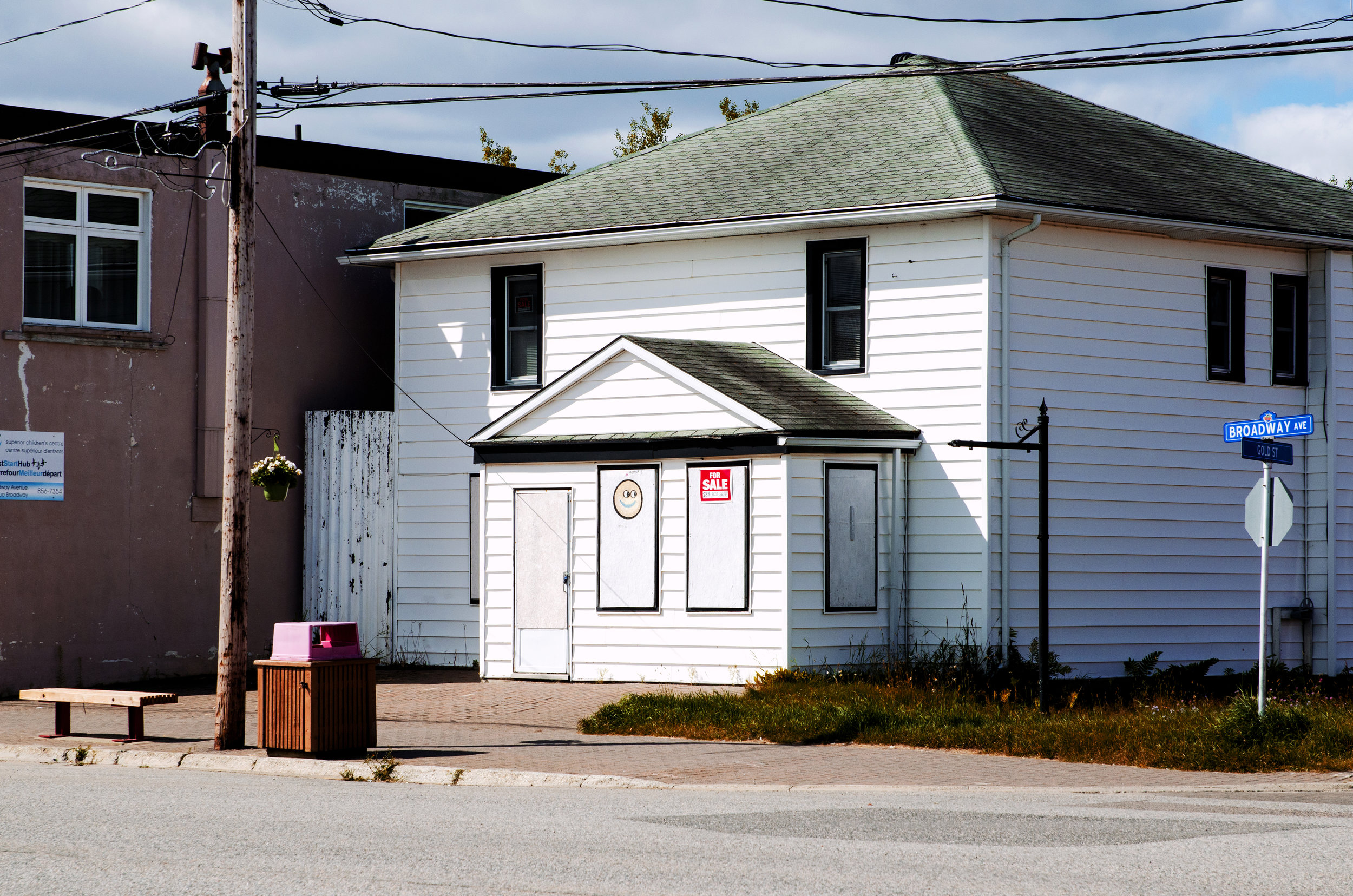 Jenkins, Cheyenne. Green House. 2017. Digital Photography. Wawa, Ontario