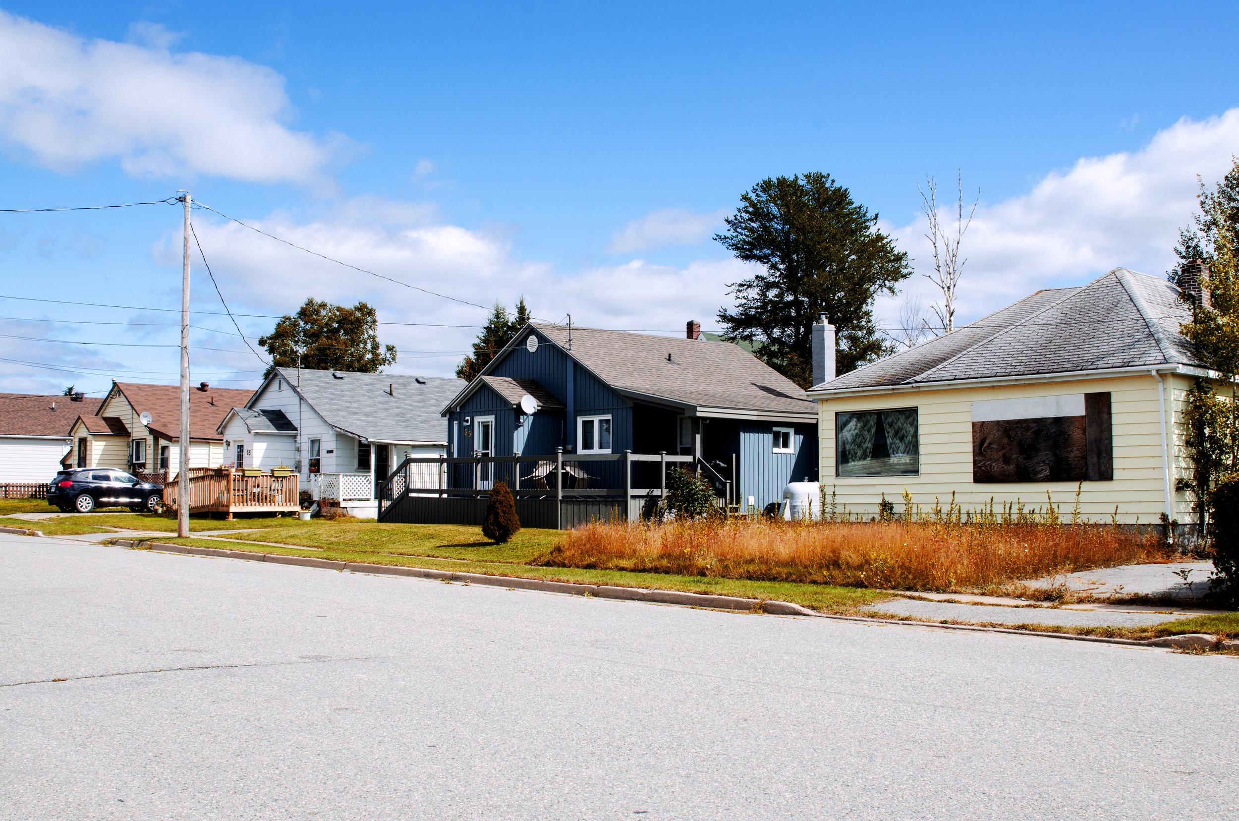 Jenkins, Cheyenne. Neighbourhood. 2017. Digital Photography. Wawa, Ontario