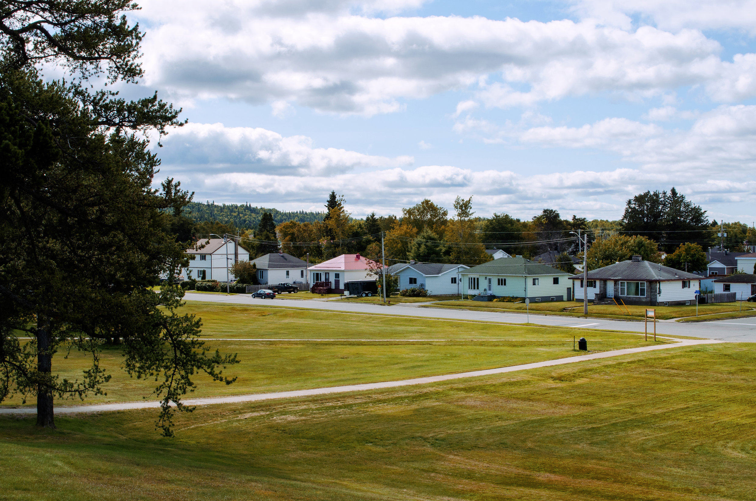 Jenkins, Cheyenne. Houses. 2017. Digital Photography. Wawa, Ontario