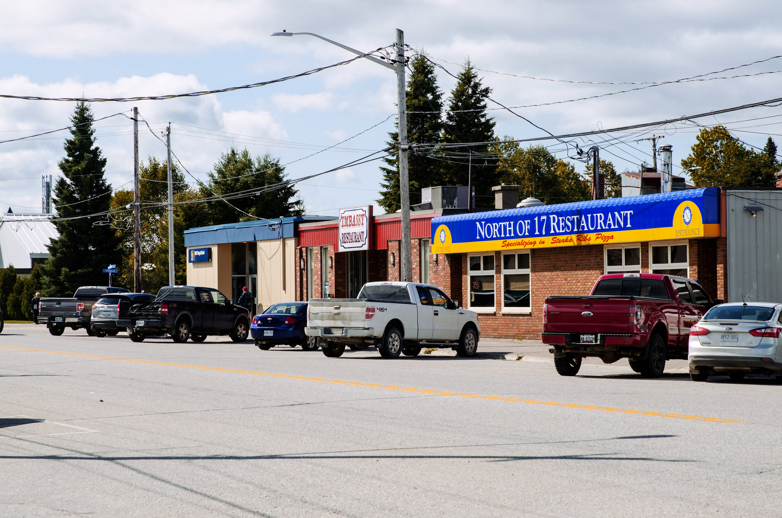 Jenkins, Cheyenne. North of 17. 2017. Digital Photography. Wawa, Ontario