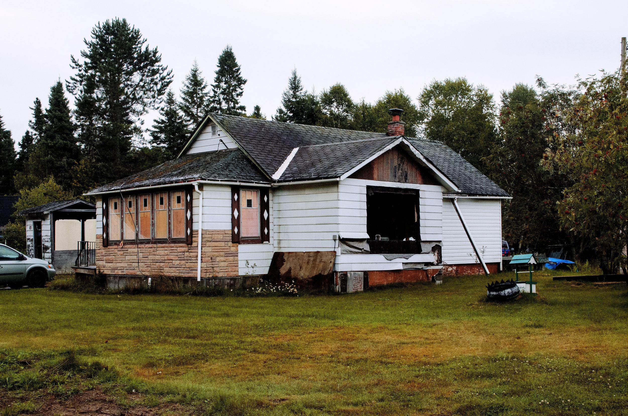 Jenkins, Cheyenne. No Window. 2017. Digital Photography. Wawa, Ontario