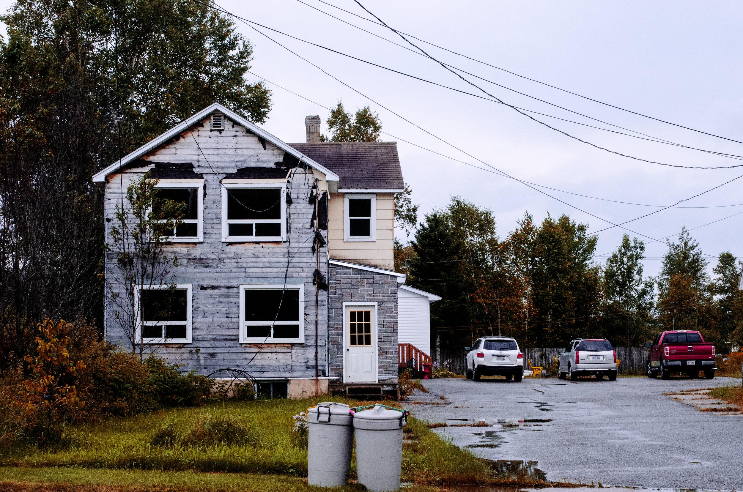 Jenkins, Cheyenne. Lived In. 2017. Digital Photography. Wawa, Ontario