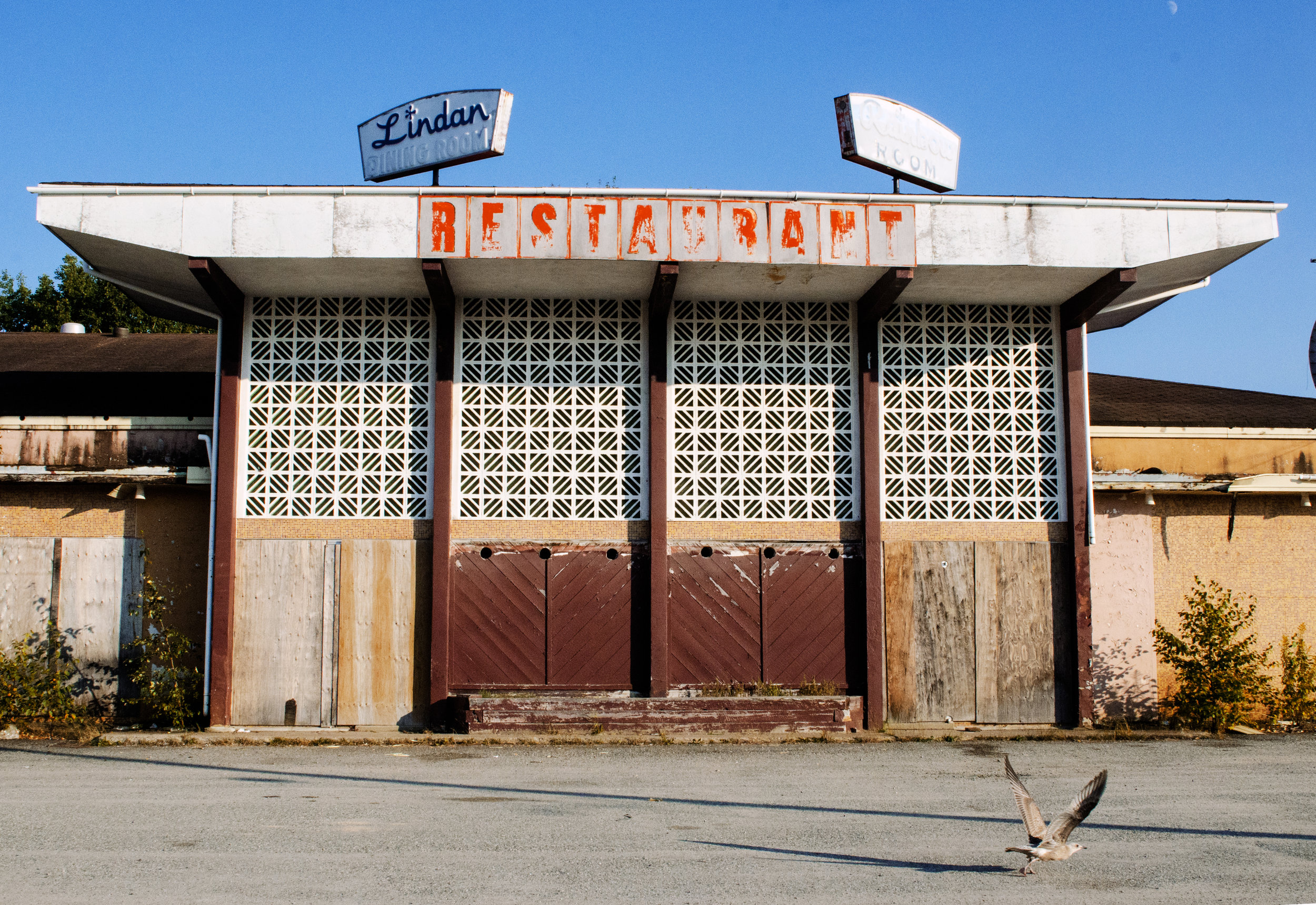 Jenkins, Cheyenne. Blue Bird Inn. 2017. Digital Photography. Wawa, Ontario