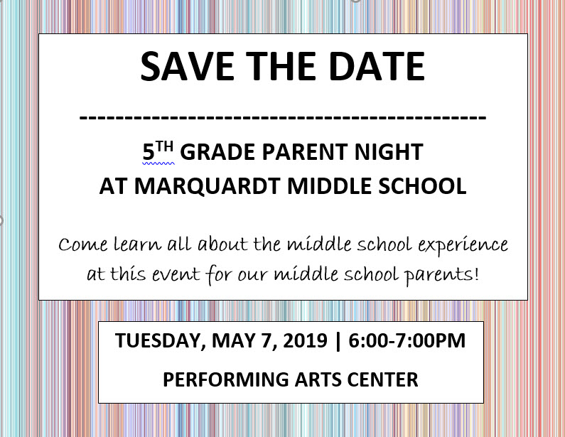 5th Grade Parent Night 2019 Save the Date.jpg