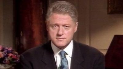 """I misled people,"" said Bill Clinton."