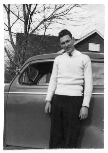 William Callen, circa 1942.