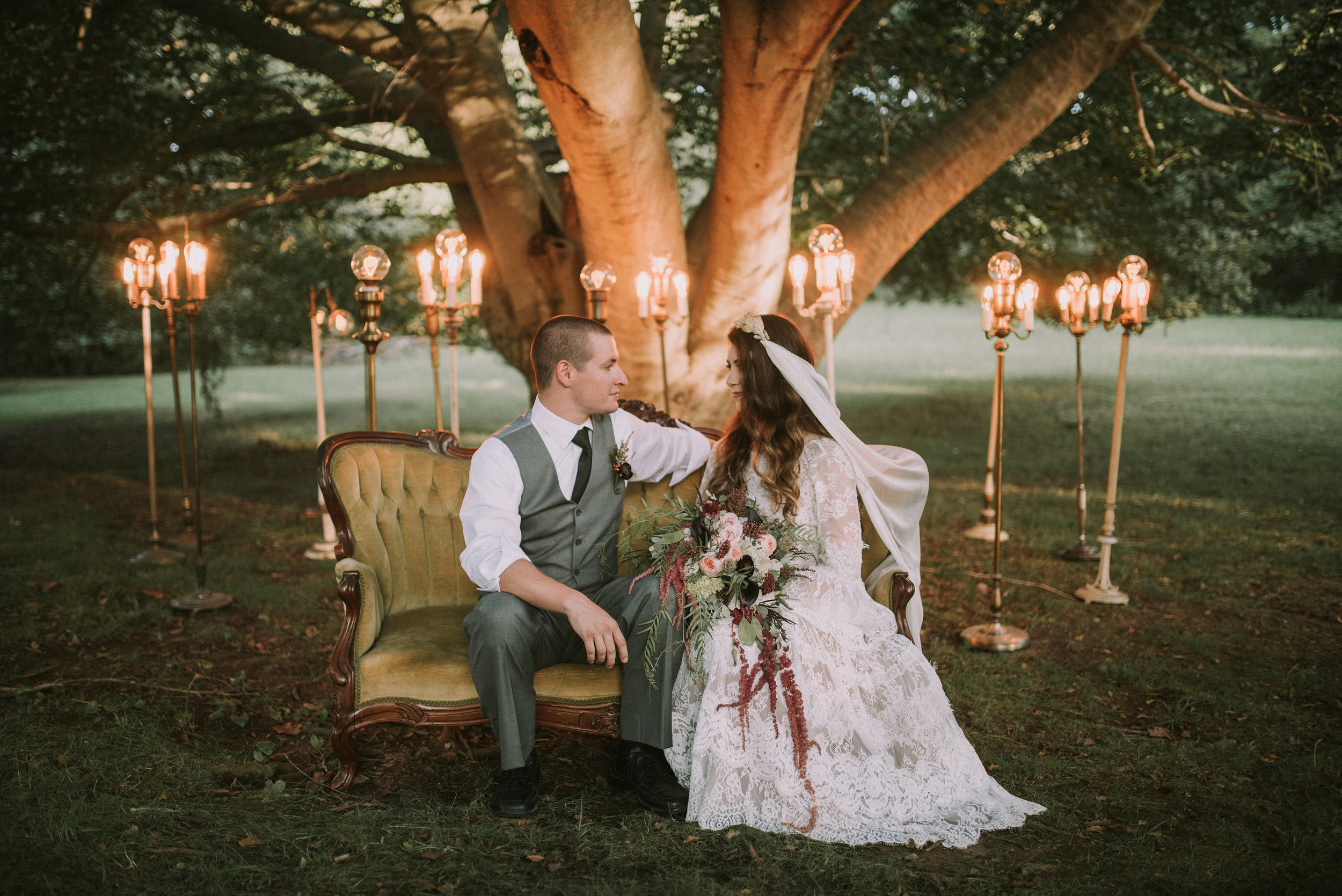 Dayton Wedding Photography | Birch House Wedding