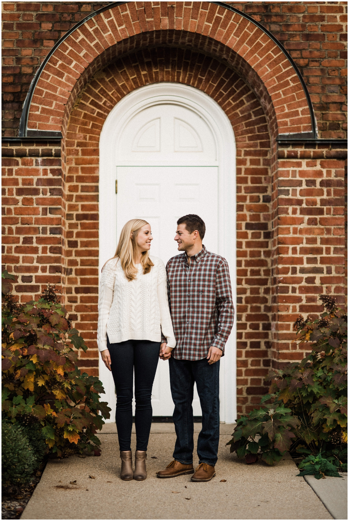 Miami University Engagement Session | Dayton Wedding Photographer