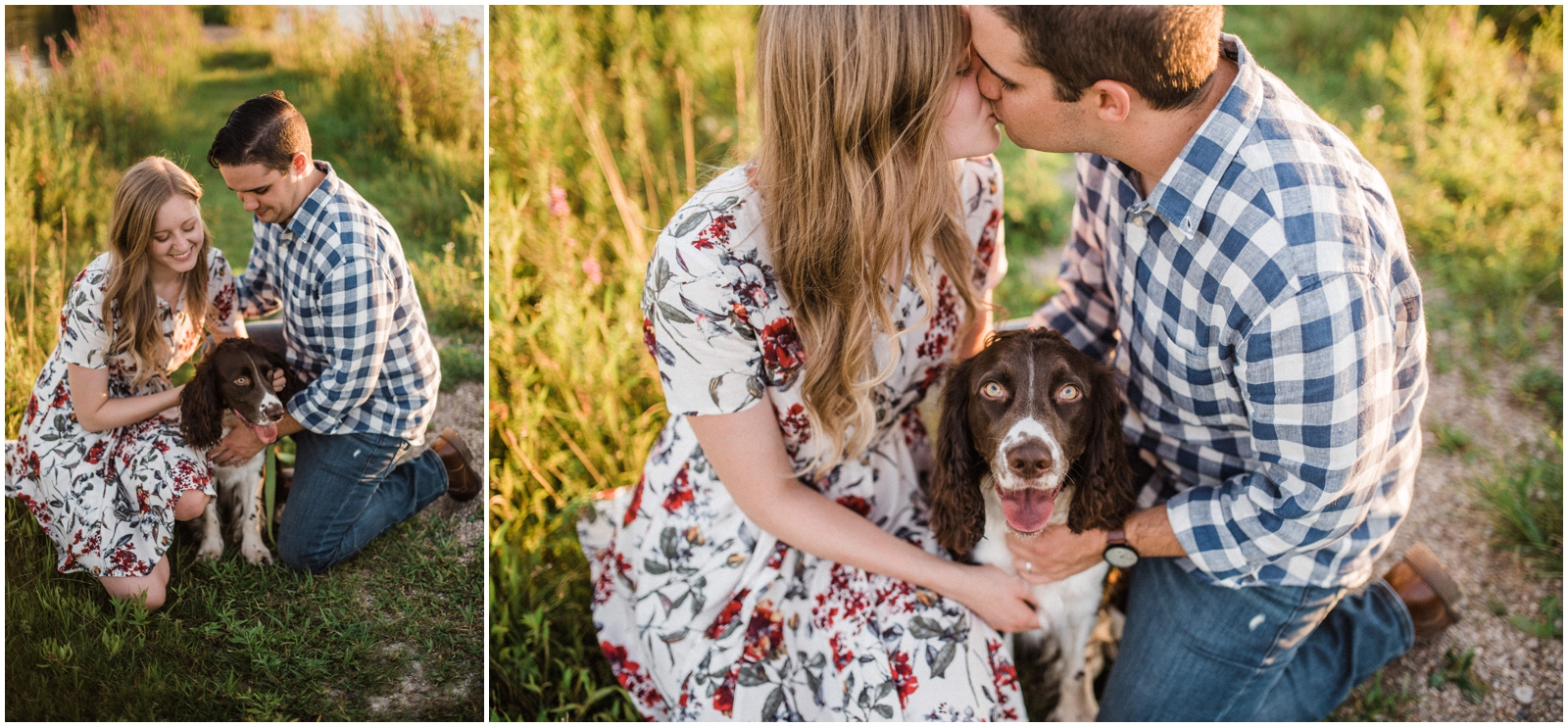 Eastwood MetroPark Anniversary Session | Dayton Portrait Photographer