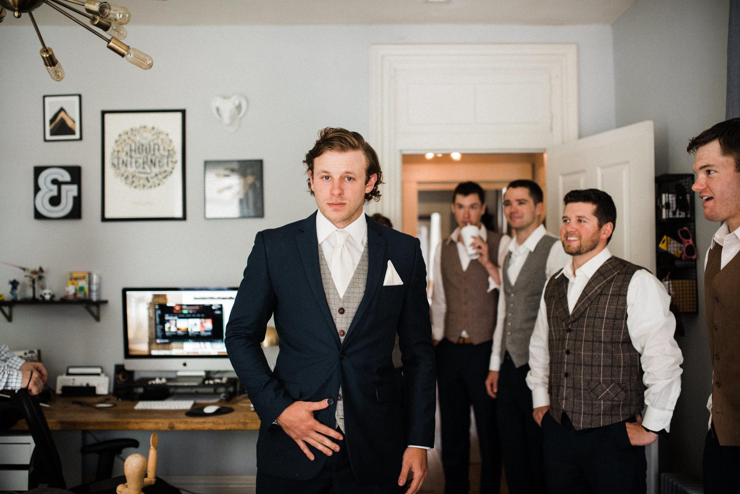 Cincinnati Riverscape Wedding | Cincinnati Wedding Photographer