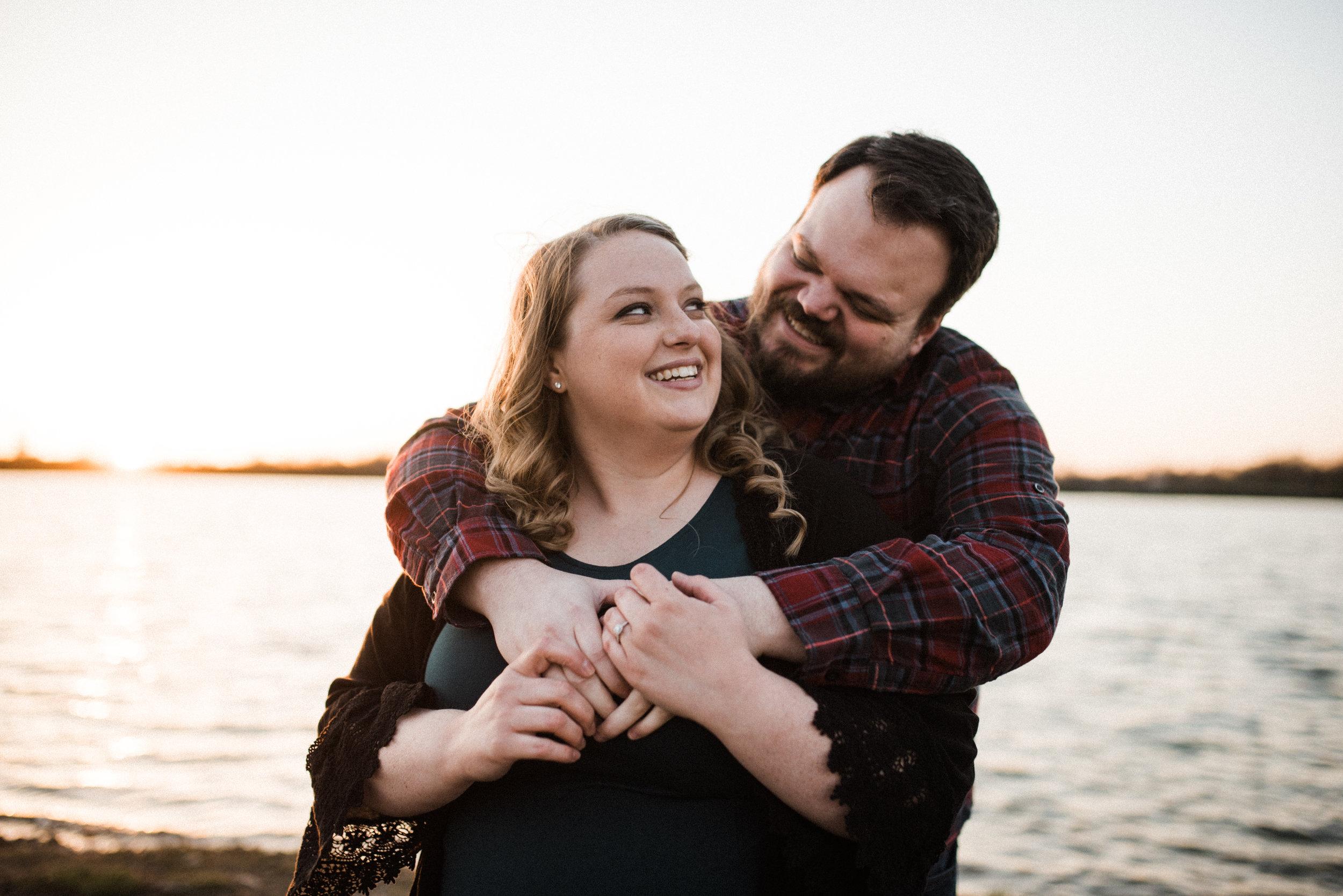 Eastwood MetroPark Engagement Portraits | Dayton Wedding Photographer