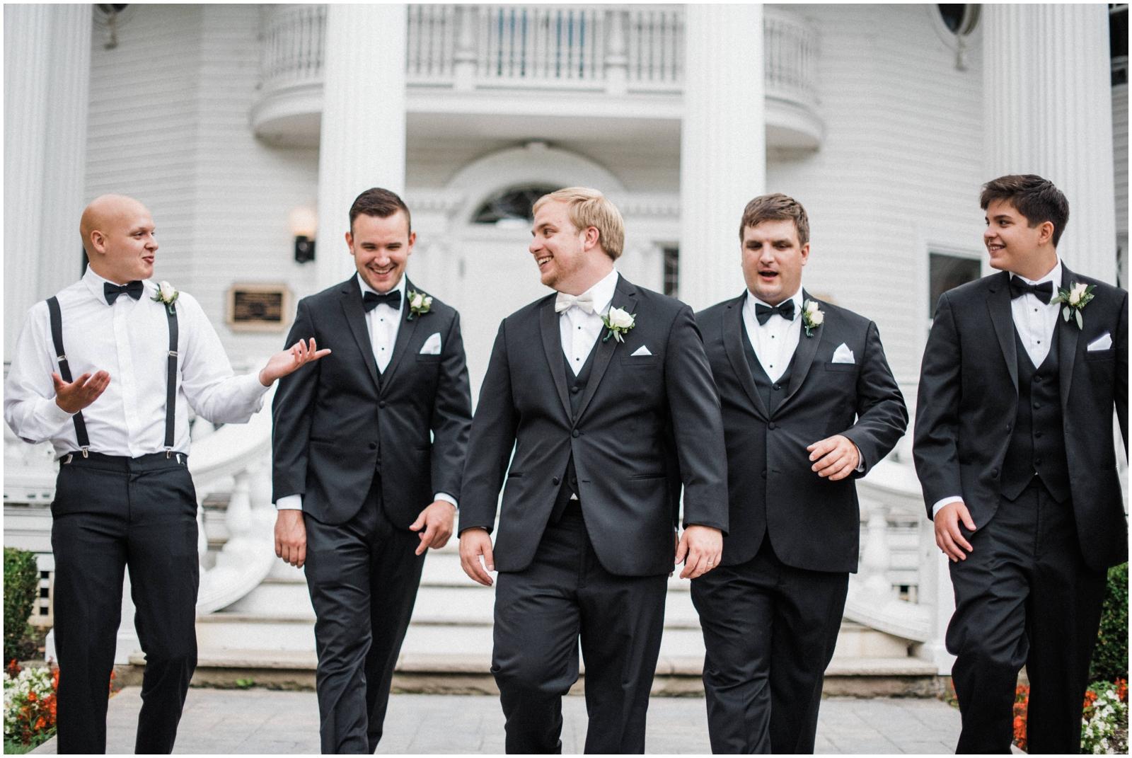 Mooreland Mansion Wedding | Cleveland Wedding Photographer