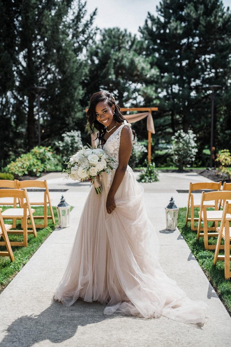 Marriott University of Dayton | Dayton Wedding Photographer