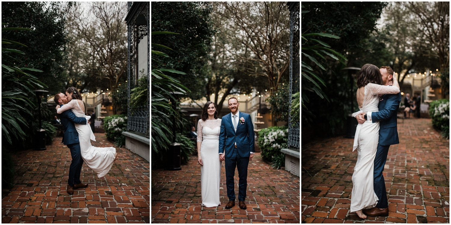 Terrell House Bed & Breakfast | New Orleans Elopement
