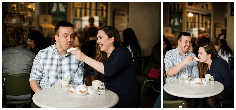 Juliann & Toby | New Orleans, LA | French Quarter Engagement Session