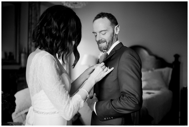 New Orleans, LA Intimate Elopement | Terrell House Bed & Breakfast
