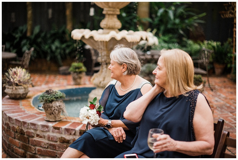 New Orleans, LA Intimate Elopement   Terrell House Bed & Breakfast