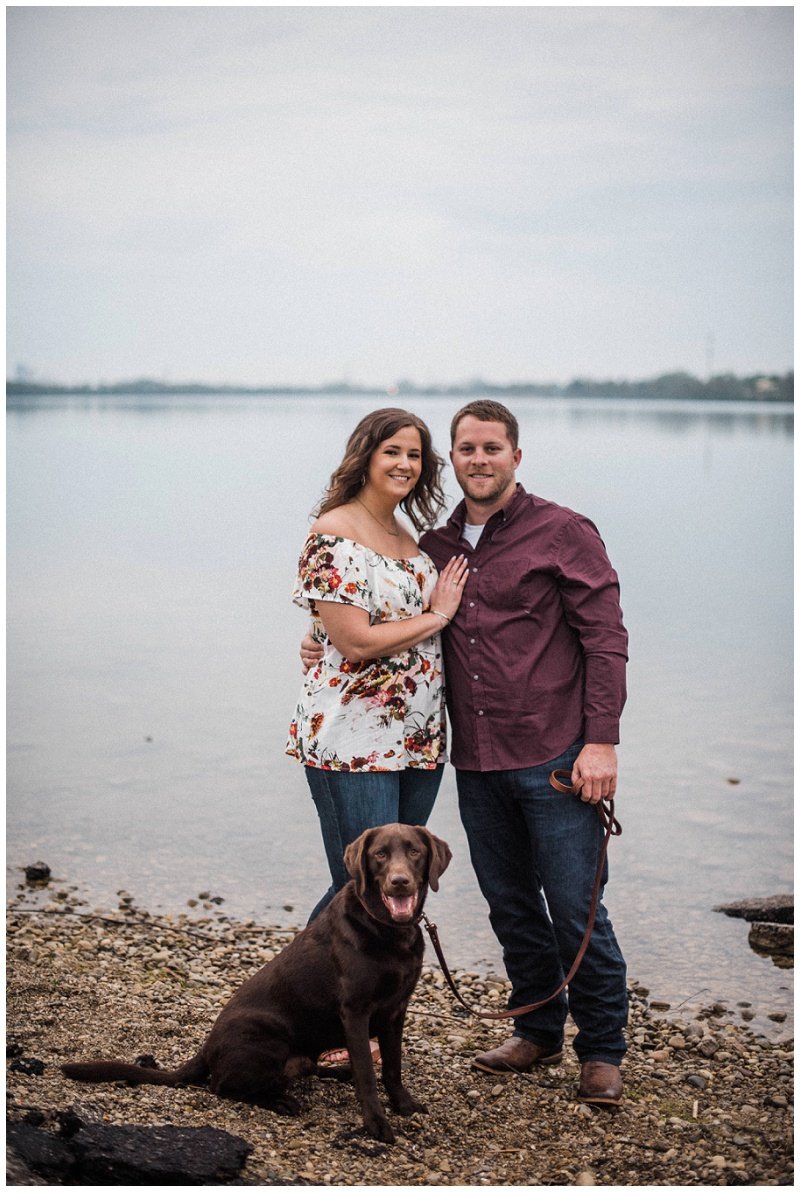 Walk in the Park Engagement Portraits | Eastwood MetroPark