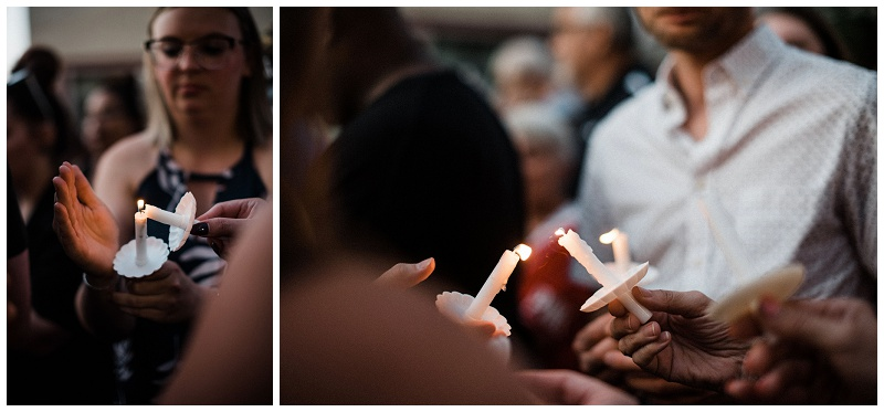 Oregon District Vigil | Dayton, Ohio