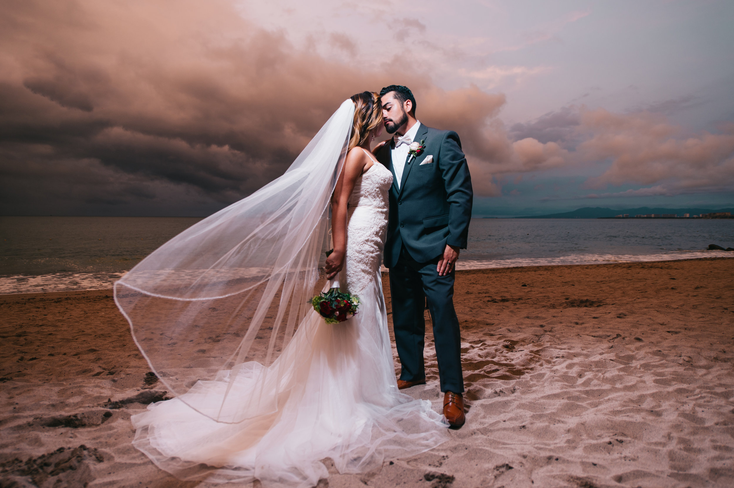 Puerto Vallarta Destination Wedding Photographer