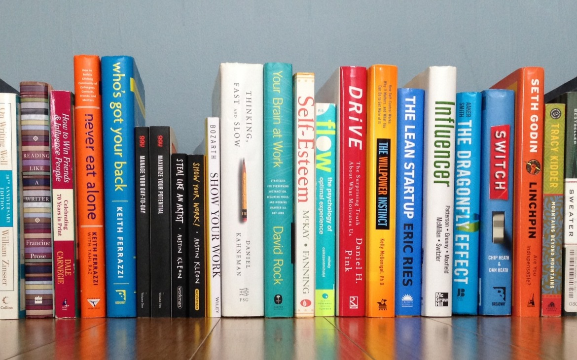 Books for working out loud