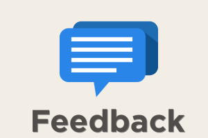 All feedback appreciated
