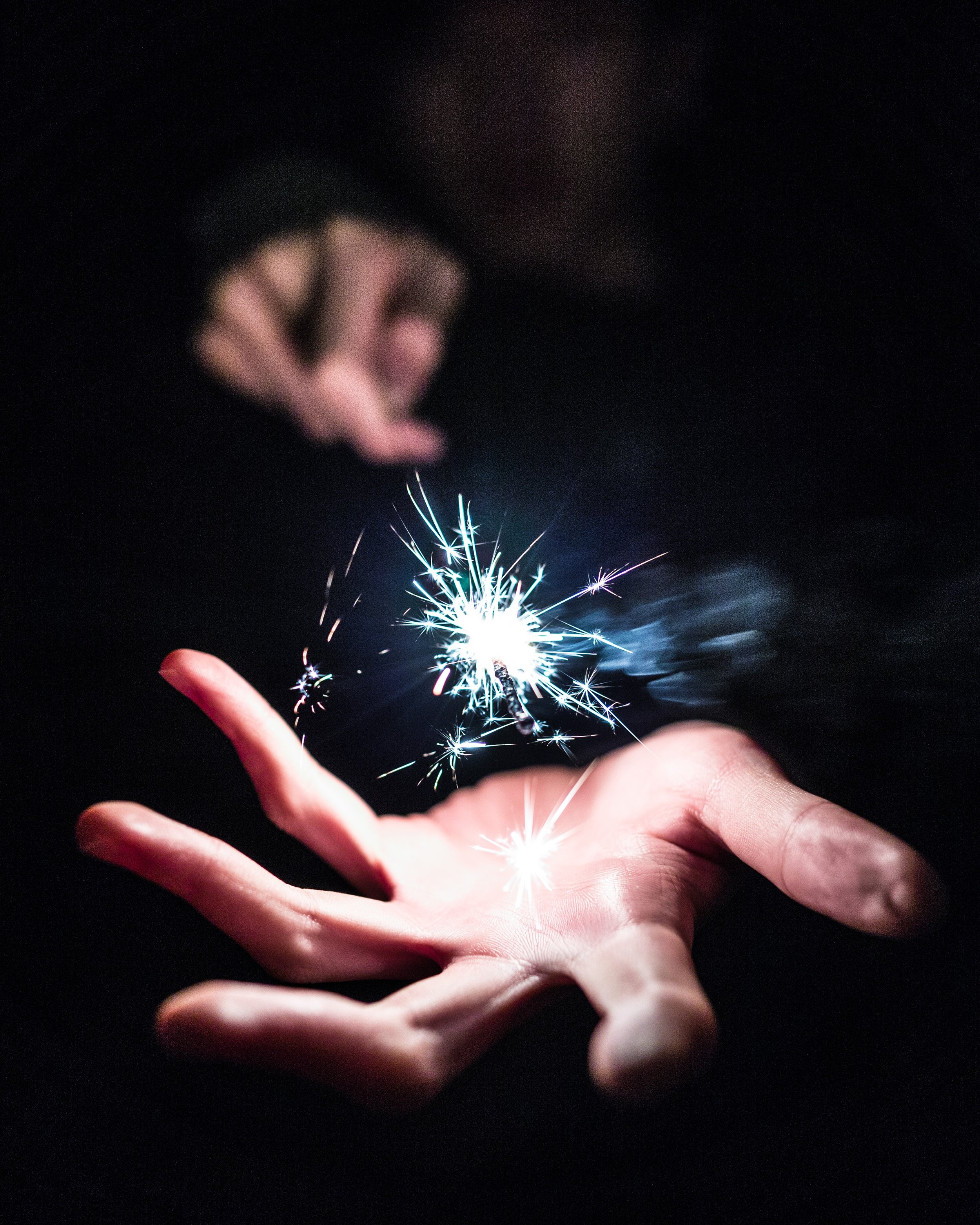 A little bit of magic? - Photo by  Mervyn Chan  on  Unsplash